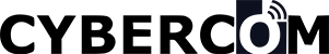 CyberCom Logo White